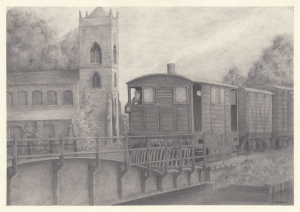 Outwell Tramway, circa 1930