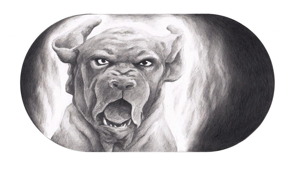Illustration: The Hound Itself