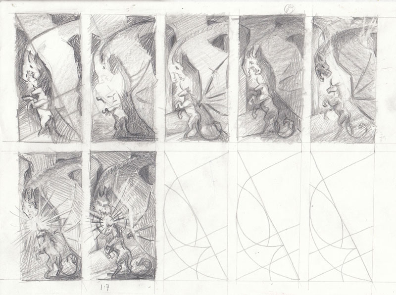 Value thumbnails for third version